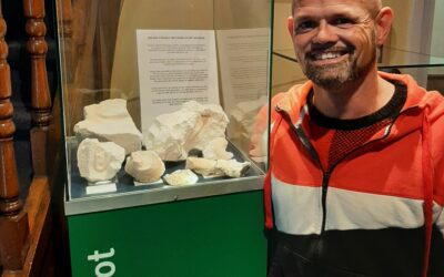 Fossiele inktvissen in de spotlight
